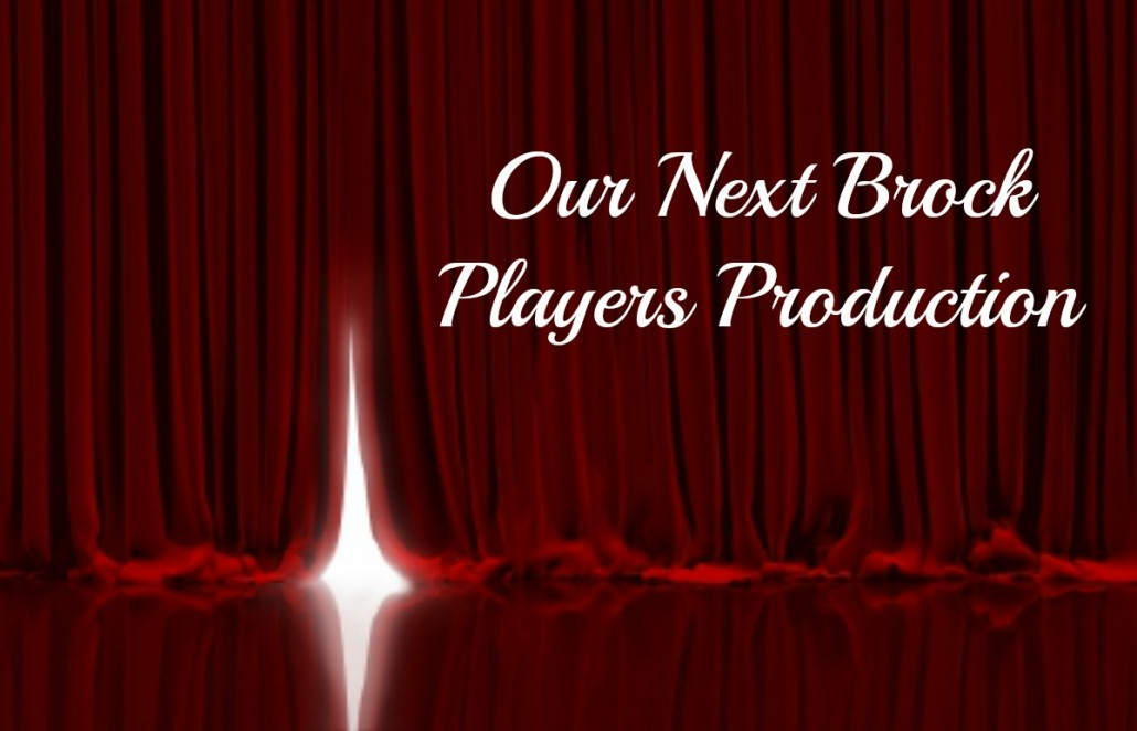Brock Players Production