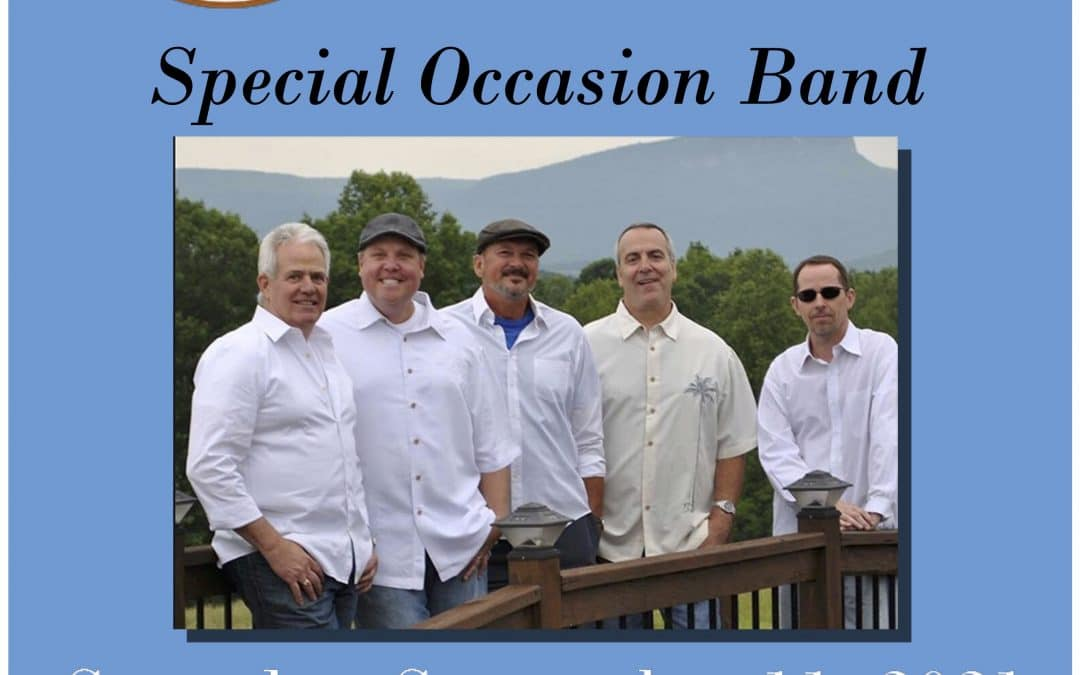 Special Occasion Band