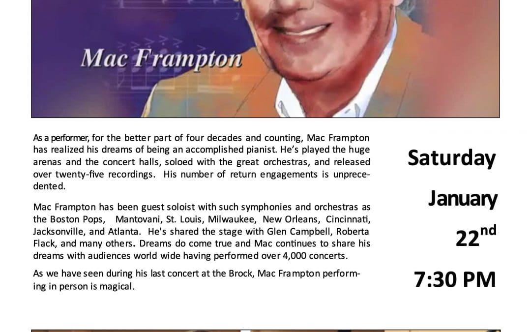The Mac Frampton Trio