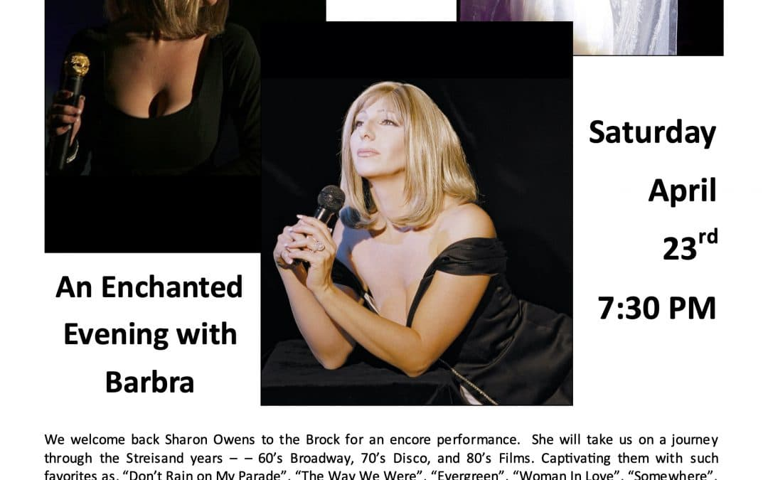An Enchanted Evening with Barbra
