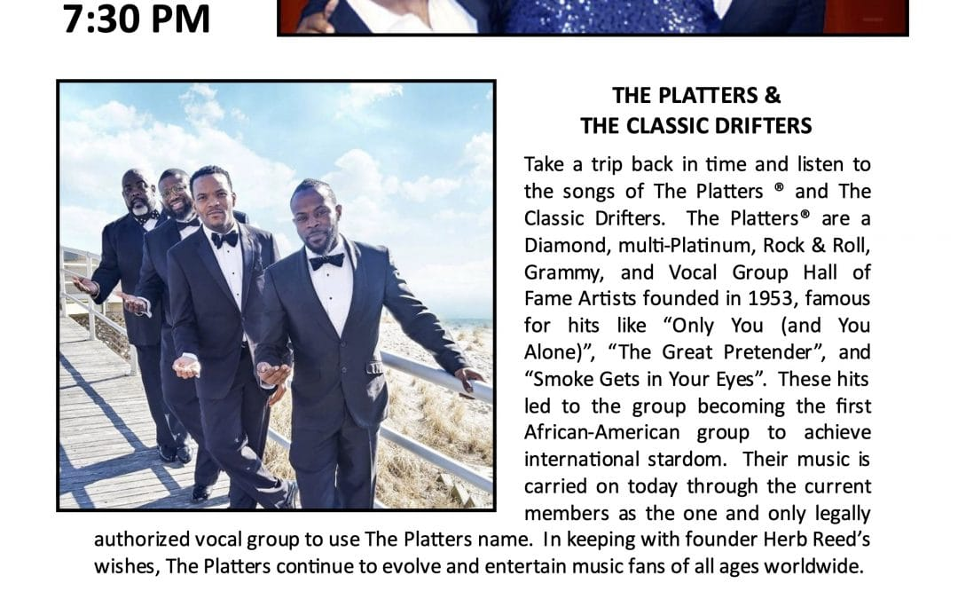 The Platters and The Drifters